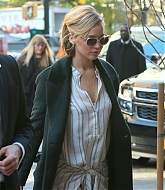 Jennifer Lawrence Arrives Back To Her Hotel - November 13