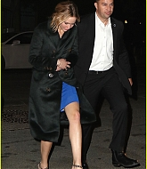 Jennifer Lawrence Arrives Back To Hotel in NYC - November 15