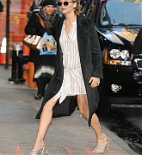 Jennifer Lawrence Arrives at Good Morning America - November 13