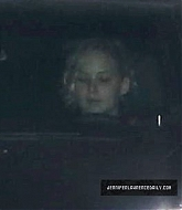 Jennifer Lawrence Drops By Chris Martin's House in Malibu - October 30