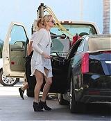Jennifer Lawrence In Santa Monica - October 27