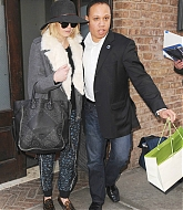 Jennifer Lawrence Leaving Hotel in NYC - December 17