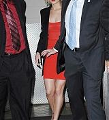 Jennifer Lawrence Arriving Her Hotel - November 12