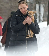 Jennifer Lawrence in Boston - Feb 22