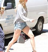 Jennifer Lawrence in NYC - June 10