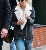 Jennifer Lawrence Leaving Hotel in NYC - January 9