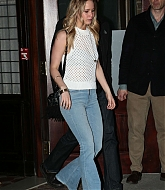 Jennifer Lawrence Leaving Hotel in NYC - May 1