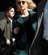 Jennifer Lawrence Leaving Hotel in NYC - October 10