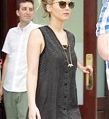 Jennifer Lawrence Leaving The Greenwich Hotel - June 11
