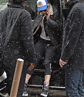Jennifer Lawrence out in New York City - January 6