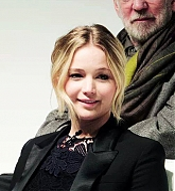 Jennifer Lawrence at Mockingjay Fan Press Day - November 15