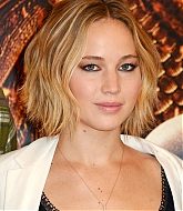 "Jennifer Lawrence Attends at ""The Hunger Games: Mockingjay - Part 1: London Photocall - November 9"