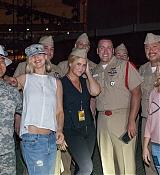 Jennifer Lawrence at  Billy Joel Concert Backstage - August 27