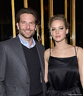 Jennifer Lawrence and Bradley Cooper at 'Serena' New York Premiere After Party - March 21