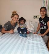 Jennifer Lawrence at Shriners Children's Hospital - August 7