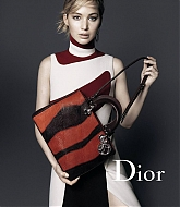 Jennifer Lawrence at Be Dior [Autumn & Winter] 2015 > Print Ads