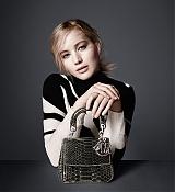 Jennifer Lawrence for 'Be Dior' Shoots