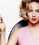 Jennifer Lawrence for Dior Lipstick Photoshoot