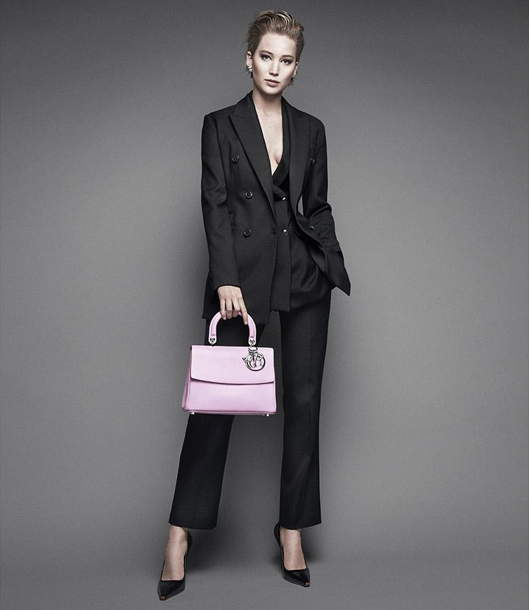 Jennifer Lawrence for Dior 2014/15 Fall/Winter Promotional Shoots