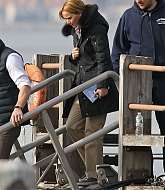 Jennifer Lawrence Filming Joy - April 6