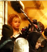 "Jennifer Lawrence Filming ""Joy"" Movie"
