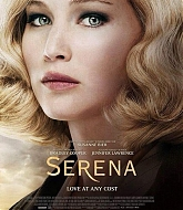 Jennifer Lawrence Stars in 'Serena' Movie Official Posters