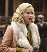 Jennifer Lawrence New Stills in Serena