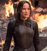 Jennifer Lawrence for Mockingjay Part 1 Stills