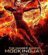 Jennifer Lawrence for The Hunger Games: Mockingjay - Part 2 Posters