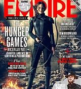 Jennifer Lawrence for Empire Magazine December