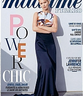 Jennifer Lawrence Cover Madame Figaro