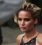 Jennifer Lawrence Vanity Fair Magazine Behind The Scenes Photos