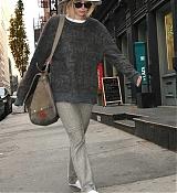 Jennifer Lawrence Arrives To Her Hotel - November 11