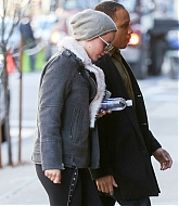 Jennifer Lawrence Arrives Back to her Hotel in NYC - December 15