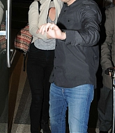 Jennifer Lawrence Arrives at LAX Airport - October 14th