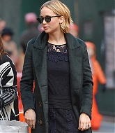 Jennifer Lawrence in NYC - November 15