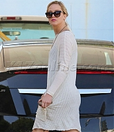 Jennifer Lawrence In Santa Monica - October 27