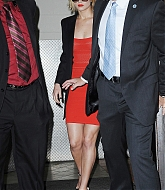 Jennifer Lawrence Arriving Her Hotel - November 12