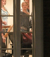 Jennifer Lawrence Visits An Acting Class in LA - November 24