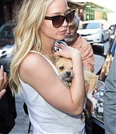 Jennifer Lawrence at TriBeca Hotel - June 24