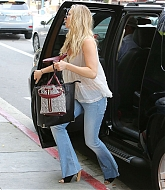 Jennifer Lawrence Heading To Meeting in LA - June 1