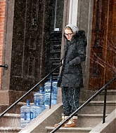 Jennifer Lawrence out in Boston - Feb 26