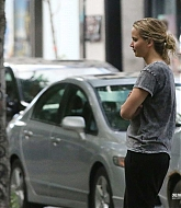 Jennifer Lawrence Out in Montreal - August 13