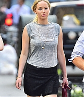 Jennifer Lawrence in NYC - June 9