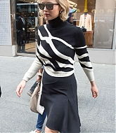 Jennifer Lawrence In New York City - March 21