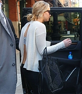 Jennifer Lawrence Leaving Hotel in NYC - May 2