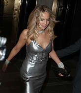 Jennifer Lawrence Leaving MET Afterparty - May 4