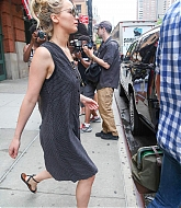 Jennifer Lawrence Leaving The Greenwich Hotel - June 11