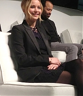 Jennifer Lawrence at Mockingjay Fan Press Day - November 15