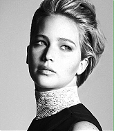 Jennifer Lawrence for Be Dior 2015 Spring/Summer Shoots